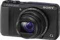 Sony launches five zoom compacts, including HX30V 20x WiFi compact superzoom