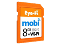 Eye-Fi Mobi SD card easily connects cameras and smartphones