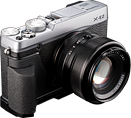 Fujifilm launches updated grips for X-E and X-Pro cameras