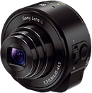 Firmware update gives Sony QX-series cameras more manual control