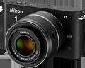 Nikon unveils J1 small sensor mirrorless camera as part of Nikon 1 system