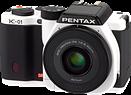 Pentax K-01 Review
