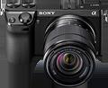 Sony NEX-7 high-end APS-C mirrorless camera first look