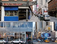Past and present: NYC's changing streetscape