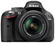 Nikon D5200 added to our studio comparison database