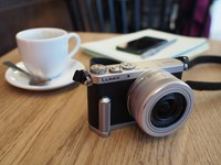Sizing it up: Our Panasonic Lumix DMC-GM1 review