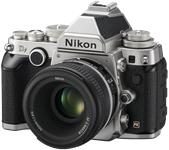 Nikon Df combines classic design with modern technology