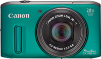 Just Posted: Canon PowerShot SX260 HS Review