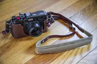 Review: Ona Lima camera strap