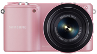 Samsung announces NX2000 mirrorless APS-C camera with Wi-Fi and NFC