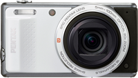 Pentax announces Optio VS20 20x zoom with twin shutter buttons