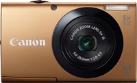 Canon A series updated to include slim, stylish A2300, A2400, A3400 and A4000