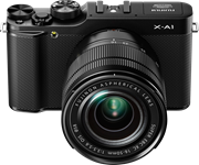 Fujifilm X-A1 real-world and test scene samples