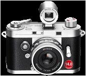 Minox announces tiny, retro-styled DCC 14.0 camera
