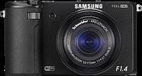 Samsung confirms lower price for 12MP EX2F 'Smart Camera'