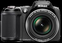 Nikon UK launches Coolpix L320 superzoom, US announces Coolpix S3500