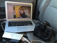 Integrating the Apple MacBook Air into a pro workflow