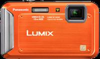 Panasonic makes DMC-TS20 semi-rugged compact camera