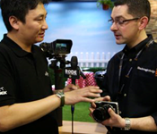 NAB 2013: News Shooter looks at Blackmagic Pocket Cinema Camera