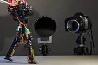 Do the robot: 'Locomotion Lab' uses Zeiss lenses to capture motion