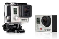 GoPro updates with Hero3+ cameras