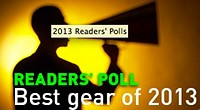 Have your say: Best gear of 2013