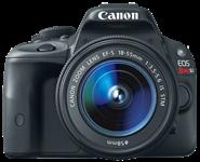 Canon unveils EOS 100D/Rebel SL1 world's smallest and lightest APS-C DSLR