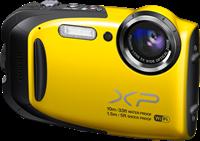 Rugged Fujifilm FinePix XP70 offers Wi-Fi, Full HD video
