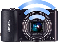 Samsung brings smartphone-connected Wi-Fi to NX series