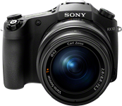 Sony introduces large-sensor 'high-zoom' Cyber-shot RX10