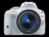 Canon USA brings white EOS Rebel SL1 to America