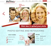 PicTricks offers cheap photo 'fixes'