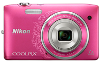 Nikon Europe releases Coolpix S3500 compact camera