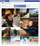 Facebook pushes photo prominence in timeline