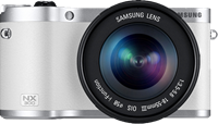 Samsung announces NX300 - 3D-capable 20MP mirrorless camera