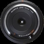 Olympus Body Cap Lens 15mm F8 review