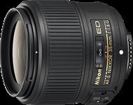 Nikon launches AF-S Nikkor 35mm F1.8G for FX format SLRs