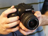 Just Posted: Sony SLT-A57 preview with real-world and studio sample images