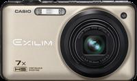 Casio announces Exilim EX-ZR15 high-speed CMOS compact camera