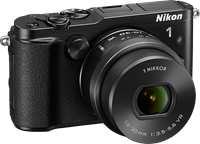 Nikon 1 V3: a quick summary