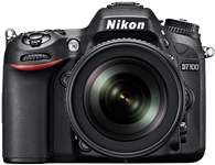 Nikon D7100 preview updated with studio scene and real world samples