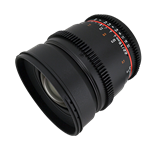 Rokinon launches Cine 16mm T2.2 lens for APS-C and Micro Four Thirds