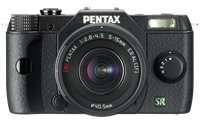 Pentax Q7 added to our studio comparison database