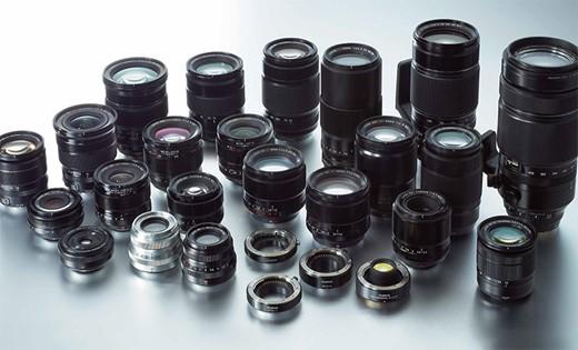 gamma X-mount di Fujifilm