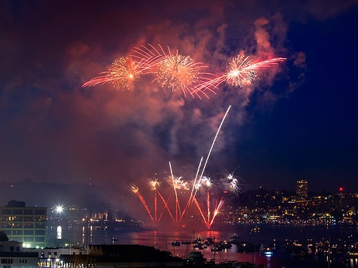 Photographing fireworks: The basics and then some 3