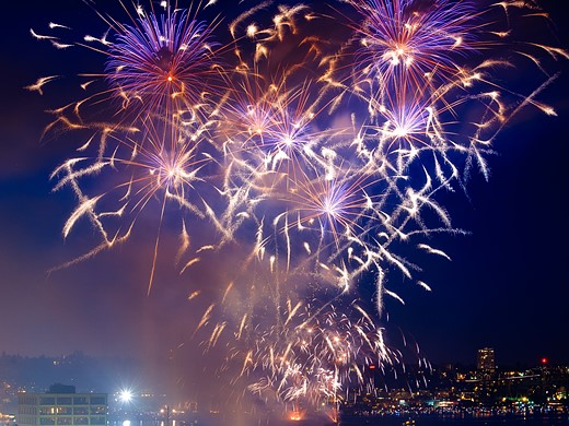 Photographing fireworks: The basics and then some 4