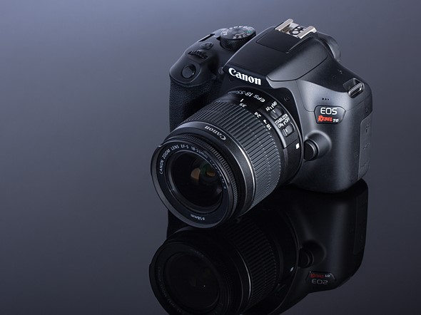The price is right: Canon EOS Rebel T6 / 1300D Review 1