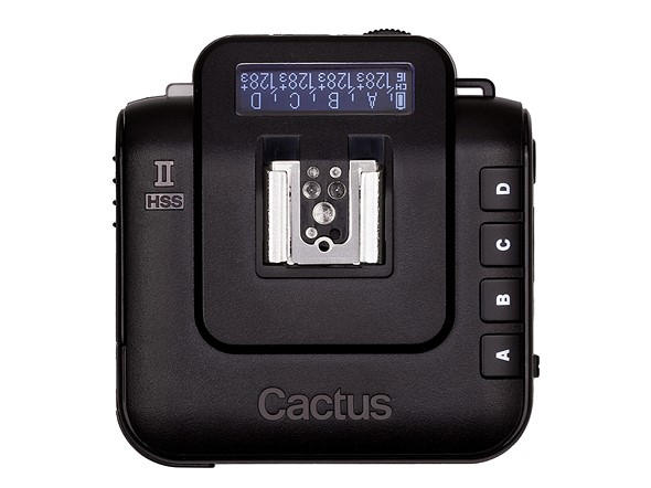 Cactus promises 1/8000sec flash sync with V6 II transceiver, new version for Sony users 1