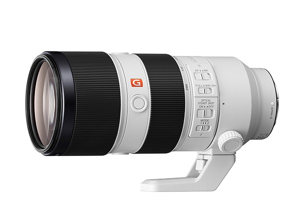 Sony prices 70-200mm F2.8 GM OSS G Master at $2600 1