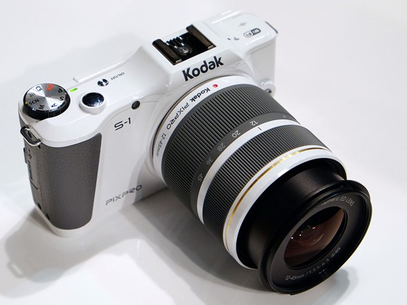 Kodak Reborn - a look at JK Imaging's 2014 lineup